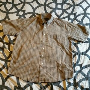 Basic Editions | Short Sleeve Button Down